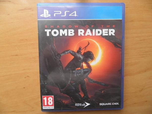 Gra na PS 4 Tomb Raider + gratis