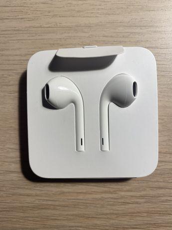 Słuchawki Apple EarPods lightning nowe