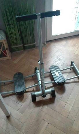 Urządzenie do ćwiczenia nóg