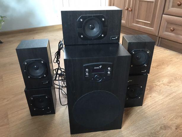 Głosniki Komputerowe GENIUS SW-HF5.1 4500 5+1