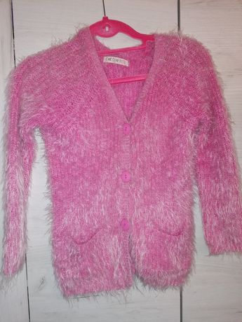 Sweterek rozpinany 116 Smyk