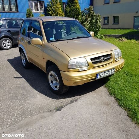 Suzuki Grand Vitara Sprzedam Suzuki Grand Vitara 4x4.