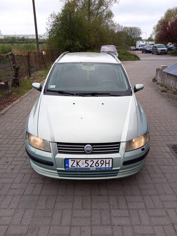 Sprzedam Fiata Stilo 1.9 JTD Multiwagon