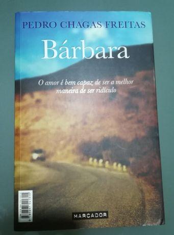 """""""Barbara""""- Pedro Chagas Freitas"""