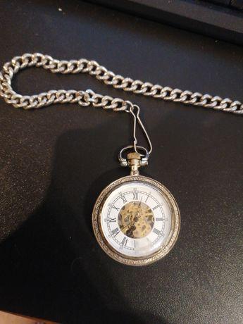 Zegarek kieszonkowy zabytkowy