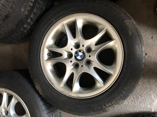 "Alufelgi BMW 17"""