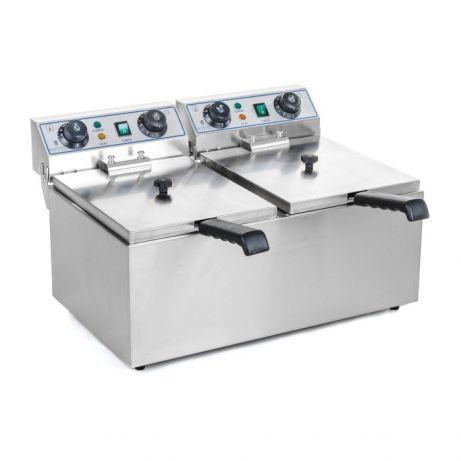 Fritadeira - 1 x 10 litros - ECO Temos vários modelos novos na embalam