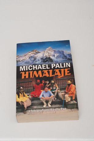 Książka podróżnicza: Himalaje, M.Palin