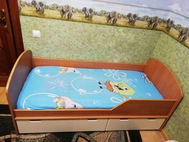 Дитяче ліжко б/у