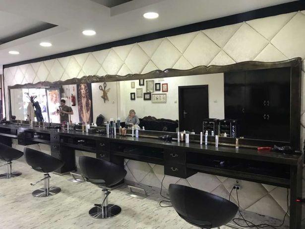 Fábrica balcões recepçãoes mobiliário cabeleireiro e estética