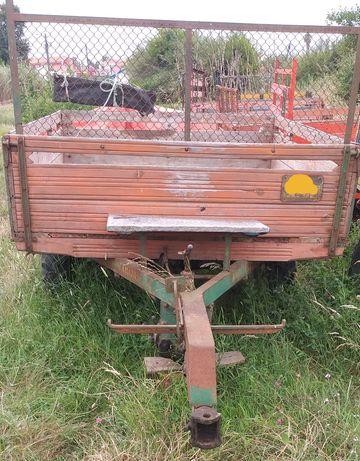 Reboque agricola usado para motocultivador