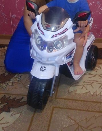 Детский электро скутер!