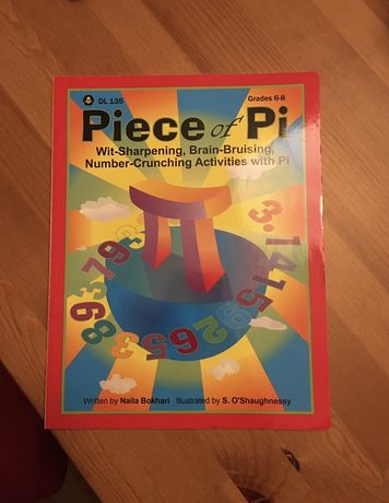 Piece of Pi: Wit-Sharpening, Brain-bruising, Number Liczba Pi