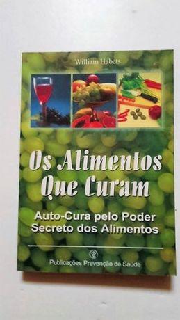 """Livro """"Os Alimentos Que Curam"""""""