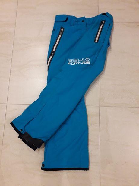ALTITUDE 8848 Spodnie snowboardowe damskie rozm.38. Membrana. OKAZJA!!