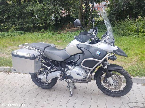 BMW Adventure BMW R 1200 GS Adventure, Szwajcaria, serwis, bezwypadkowy