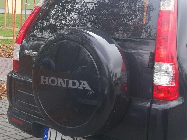 Honda CR-V, Pokrywa koła zapasowego