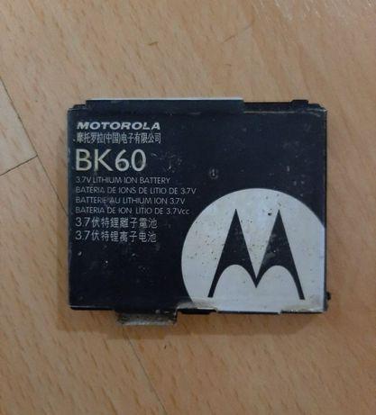 Аккамуляторная батарея Motorola BK60 (баратея на телефон, акб)
