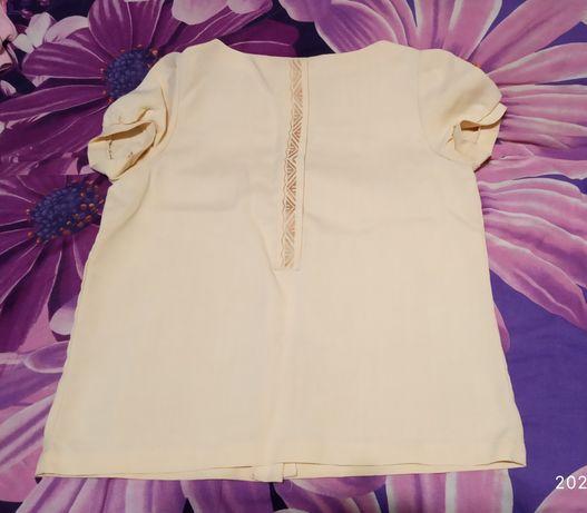 Блуза жіноча лянна