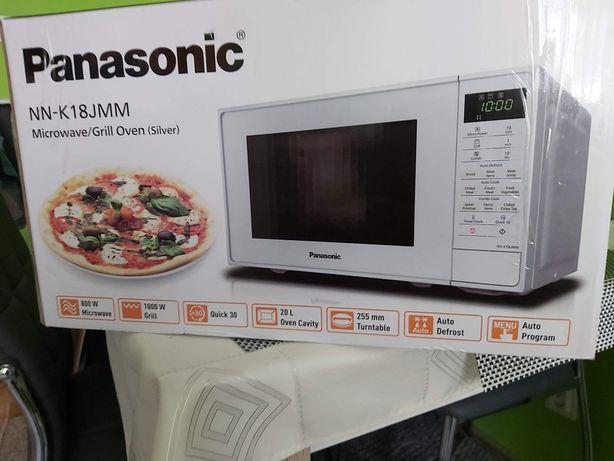 Kuchenka mikrofalowa Panasonic - obniżona cena!