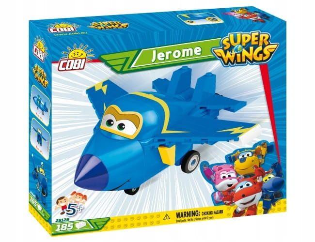 Klocki Cobi Lotek Super Wings 185 elementów Warszawa - image 1