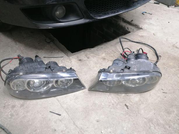 lampy soczewkowe alfa 156 polift