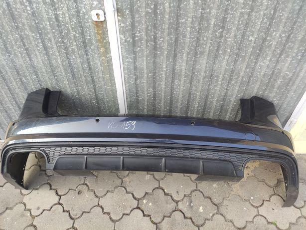 Zderzak tylny nakladka Audi A6 S6 C7 4G0 OEM