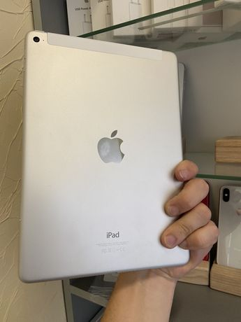 iPad Air 2  Wi-Fi+Lte(4G) 64gb Silver Супер стан