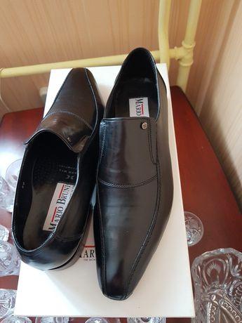 Туфли мужские Mario Bruni Italy
