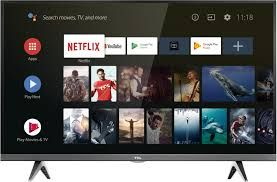 """43"""".50"""",55"""" 4K LED Телевизор TCL SMART TV/Bluetooth/Android 9.0/11.0"""