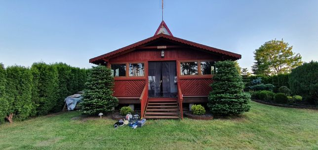 Wynajmę domek w Borach Tucholiskich, basen, jezioro, las