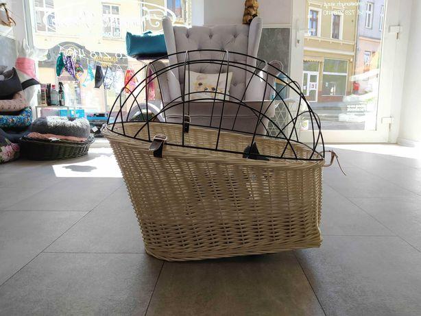 Kosz koszyk na rower dla psa nowy Bydgoszcz
