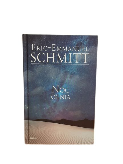 "Książka ""Noc ognia"" - E.E. Schmitt Swarzędz - image 1"