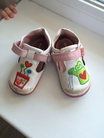 Туфли сандали Agatha кожа Испания