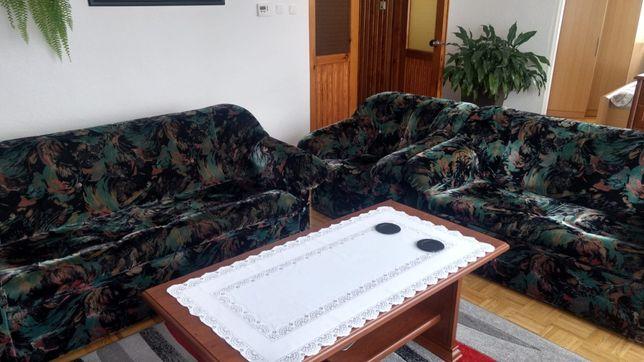 Wypoczynek 2x sofa i fotel (kanapa, łóżko)
