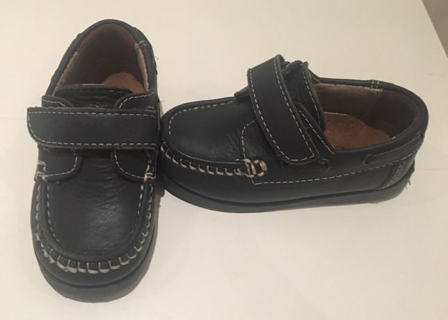 Sapatos vela criança