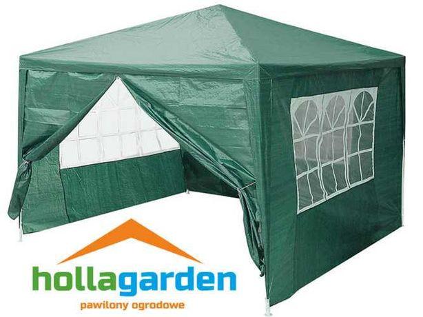 Садова палатка 3х3м 4 стінки Шатер палатка садовая Павильон садовый