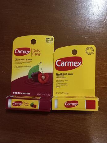 Бальзам Carmex  США з spf захистом
