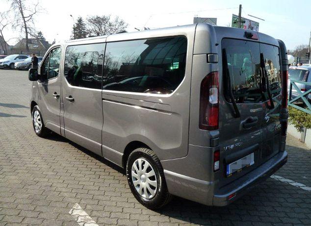Bus 9 osób wypożyczalnia samochodów wynajem busów tanio rent car