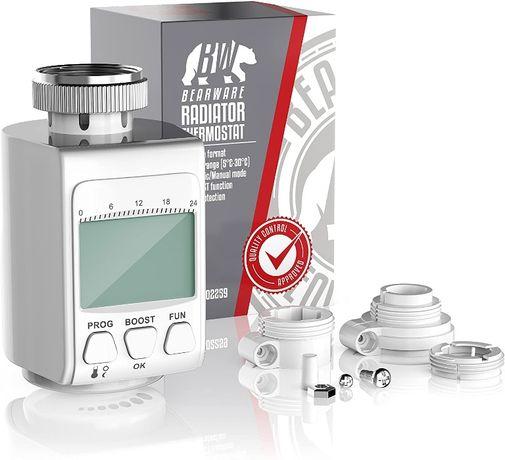 cyfrowy termostat grzejnikowy CSL