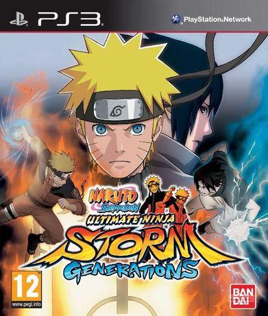 ps3 Naruto ultimate Dragon Ball battle of Z e outros jogos