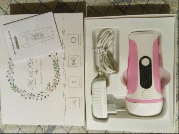 Máquina de depilação a laser ipl