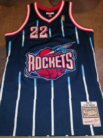 Mitchell and ness Houston Rockets NBA