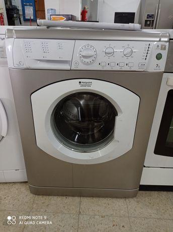 Máquina de lavar roupa cor inox.Entrego em casa