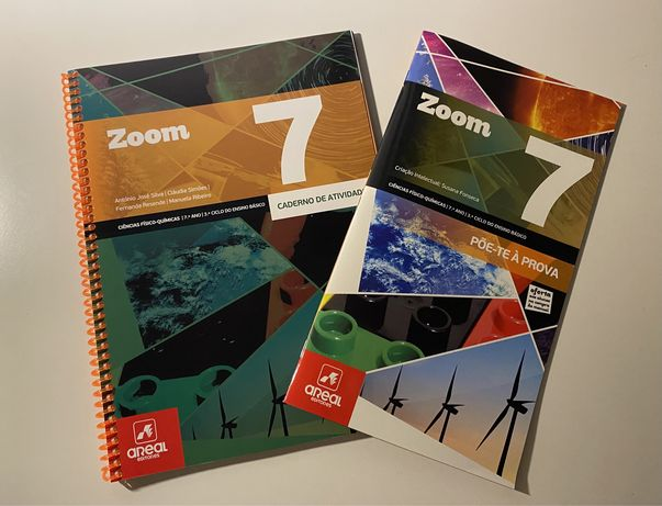 Caderno de atividades - Zoom 7