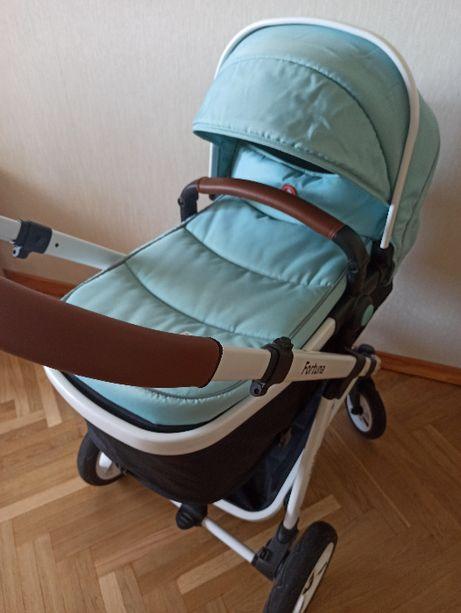 Детская коляска трансформер 2 в 1 Carrello Fortuna, Каррелло Фортуна