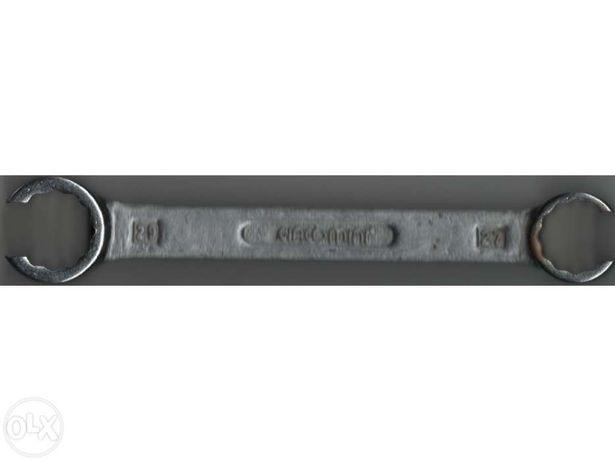 Chave giacomini 27-29 ideal para apertar porcas e acessórios pex