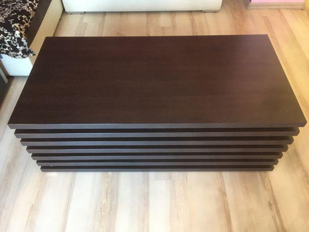 Sprzedam stół ławę 120cm długość 60cm szerokość wysokość 45cm kolor We