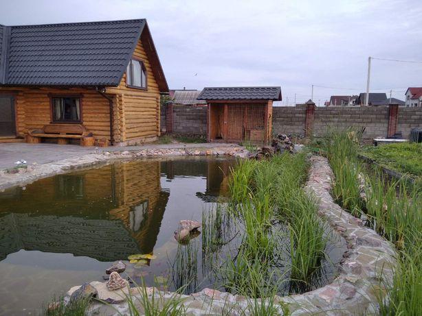 Пленка для пруда, искуственного озера