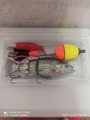 Електрическая рыбка